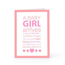baby greeting card message wblqual