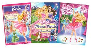 barbie princess popstar dvd