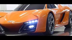 hyundai supercar concept passocorto the generation y sports car for hyundai youtube
