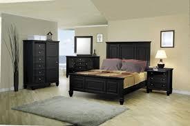 Dark Wood Bedroom Set Cantley Dark Wood Contemporary Within - Dark wood bedroom furniture sets