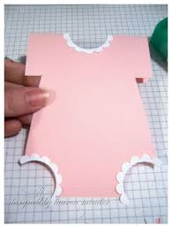 create your own onesie card tutorial and important note please