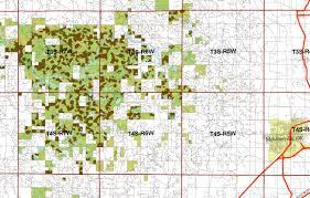 Blm Colorado Map by Coast Range Association Yamhill County