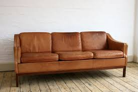 Leather Sofas Sheffield Late 50s Danish Rich Tan Leather Sofa 795 Can U0027t Even Count The