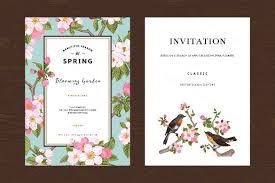 wedding invitations layout engagement invitation template 25 free psd ai vector eps
