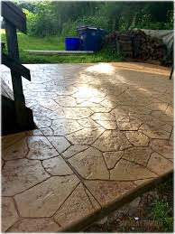 Flagstone Stamped Concrete Pictures by Precision Custom Concrete Llc U2013 Page 2