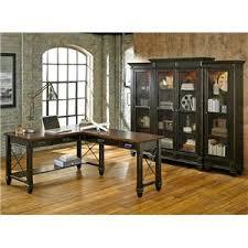 Kathy Ireland L Shaped Desk Kathy Ireland Home By Martin Hartford Right Facing Open L