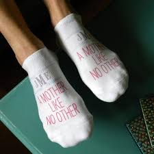 personalized socks a like no other personalized with monogram socks