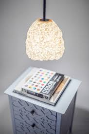 porcelain takes center stage for gabriella levy u0027s light fixtures