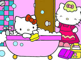 hello kitty bathroom games hello kitty bathroom mirror hello kitty