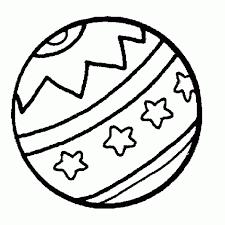 ballon de plage 27 objets u2013 coloriages à imprimer