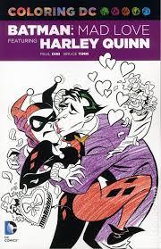 batman harley quinn comic books issue 1