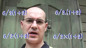 6 2 1 2 or 6 2 1 2 equals the explanation youtube