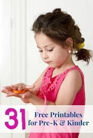 31 free printable worksheets for pre k u0026 kindergarten