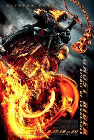 Ghost Rider: Espíritu de Venganza (El motorista fantasma 2) (2012)