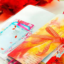 of thanksgiving journal cards pink paper peppermints