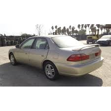 2000 honda accord ex parts 2000 honda accord ex parts car gold with brown interior 4