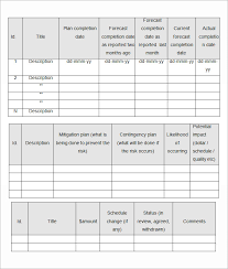 Project Management Status Report Template Excel Monthly Management Report Template 10 Free Word Excel Documents