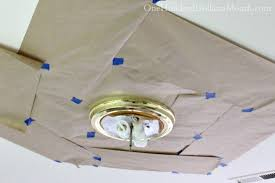 Spray Painting Brass Light Fixtures Can You Spray Paint Brass Light Fixtures Yes Yes You Can 20