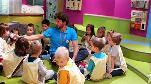 sofia bulgaria 18 september 2016 muzeyko museum children play