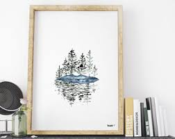 painting artwork on wood wood painting etsy