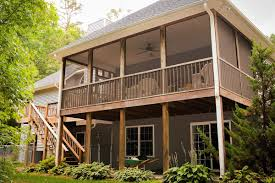 building a home in michigan decks and porches archives pinckney home improvement
