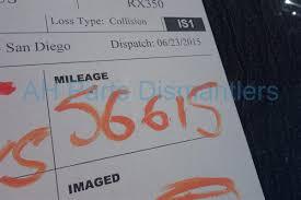 used lexus rx 350 san diego buy 250 2010 lexus rx350 smart key computer 89990 0e011 99225 1
