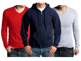 1 hoodie u0026 2 t shirts combo deal price in pakistan m008970