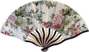 asian fan asian fans floral fan