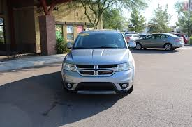 certified pre owned 2016 dodge journey sxt sport utility in mesa