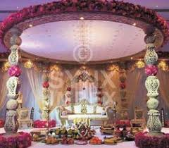Bengali Mandap Decorations Wedding Flower Decoration In India