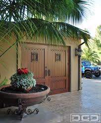Shed Style Mediterranean Style Garage With Luxury Garage Doors Shed