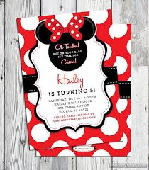 minnie mouse birthday invites minnie mouse birthday invites