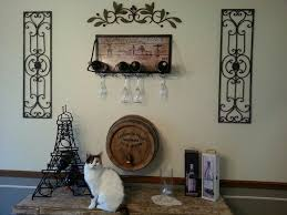 themed dining room wine decor for dining room