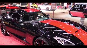 Dodge Viper Limited Edition - 2017 dodge viper acr 1 28 edition exterior and interior walkaround
