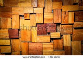 wood pieces wall abstract wood wall designed by random stock photo 746496676