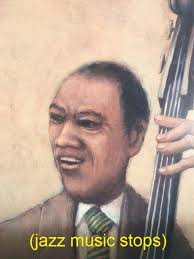 Musical Meme - jazz music stops know your meme