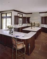 kitchen floor contemporary high end natural wood kitchen designs