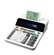 office depot invitations printing sharp el 1901 digital printing calculator white by office depot