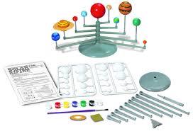 amazon com 4m solar system planetarium toys u0026 games