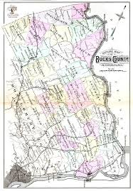 map of bucks county pa towns a look inside the history of bucks county pennsylvania