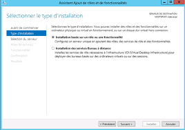 installer bureau à distance windows server 2012 remote desktop service