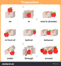 preposition english for life