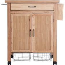 argos kitchen furniture buy of house tollerton wooden kitchen trolley at argos co uk