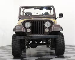 1982 used jeep wrangler cj7 renegade 4x4 at eimports4less serving