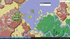 World Map Biomes by Mcpe Viz Create A Google Like Map For Viewing Your World Gearcraft