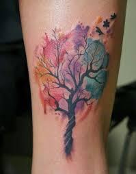 best 25 watercolor tree ideas on roots