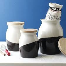 canisters for the kitchen storage canisters kitchen contemporary kitchen storage jars top
