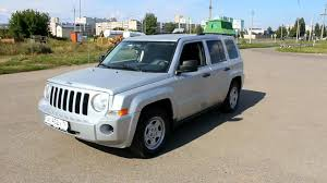white jeep patriot 2008 2007 jeep patriot start up engine and in depth tour youtube