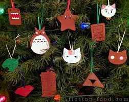 fiction food café applesauce cinnamon ornaments clove