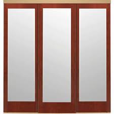 Decorative Sliding Closet Doors Stunning Decoration Sliding Closet Doors 96 High Closet